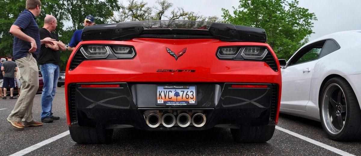 2015 Chevrolet Corvette Z06 Z07 Package 2