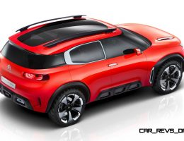 2015 Citroen AirCross Concept Is Production-Intent 5-Seat SUV