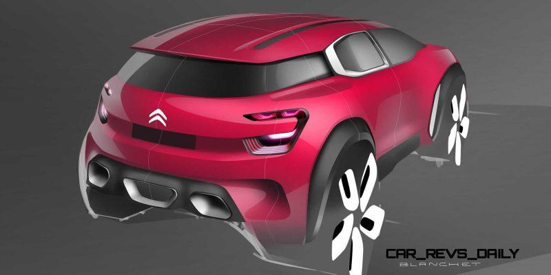 2015 Citroen AirCross Concept 26
