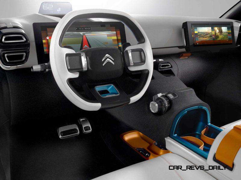 2015 Citroen AirCross Concept 6