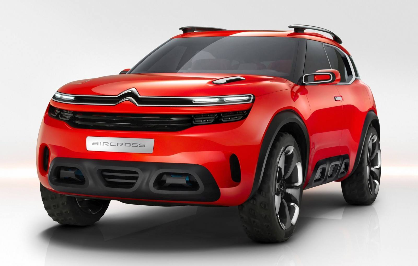 2015 citroen aircross concept is production intent 5 seat suv car revs. Black Bedroom Furniture Sets. Home Design Ideas
