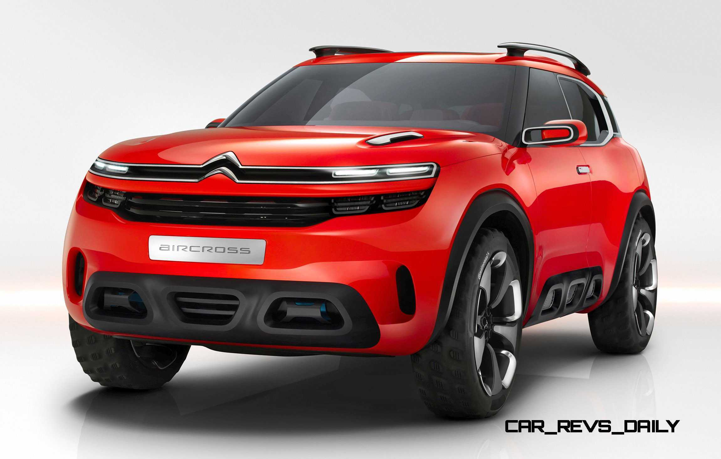 2015 citroen aircross concept 8. Black Bedroom Furniture Sets. Home Design Ideas