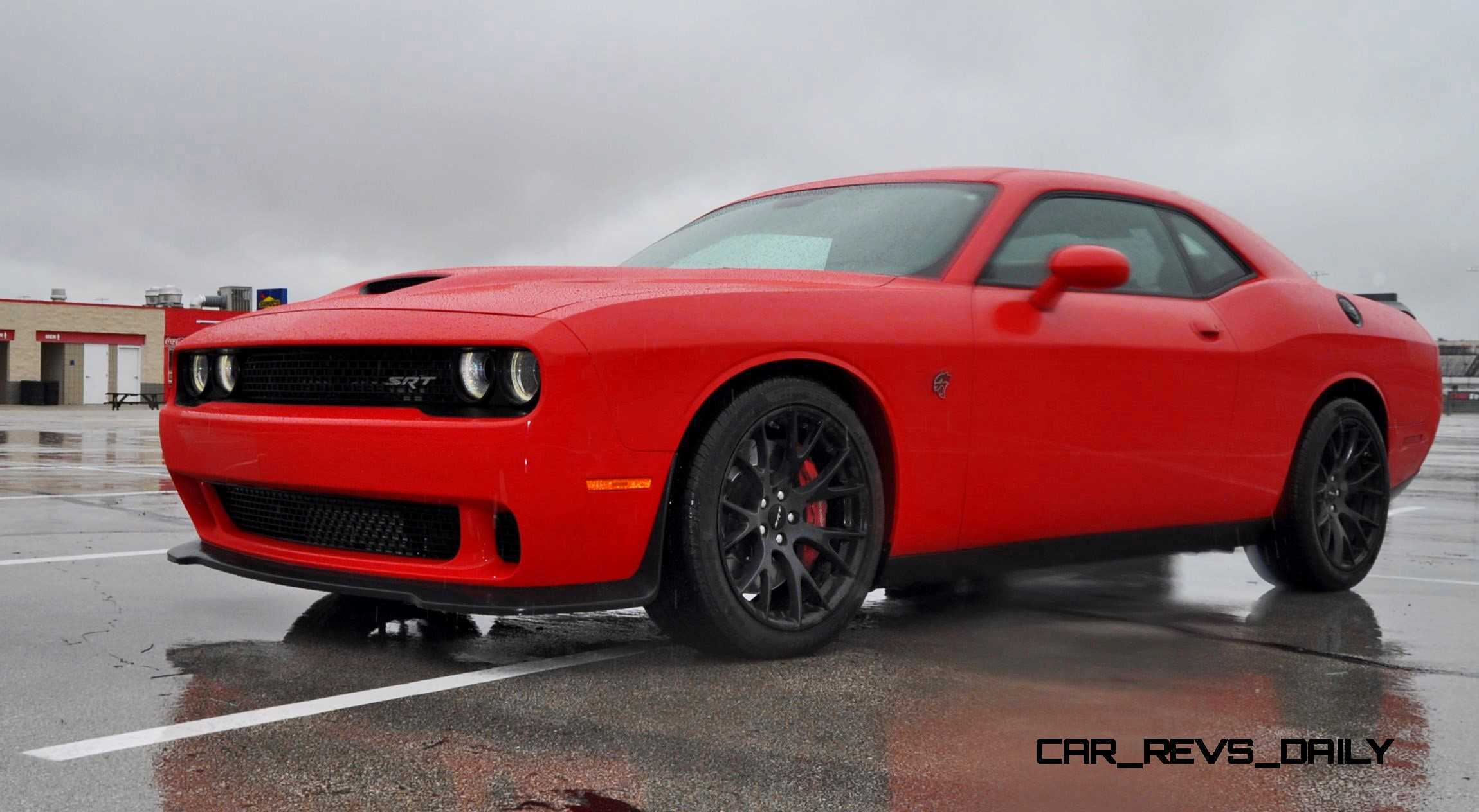 2016 Challenger Hellcat Production Autos Post