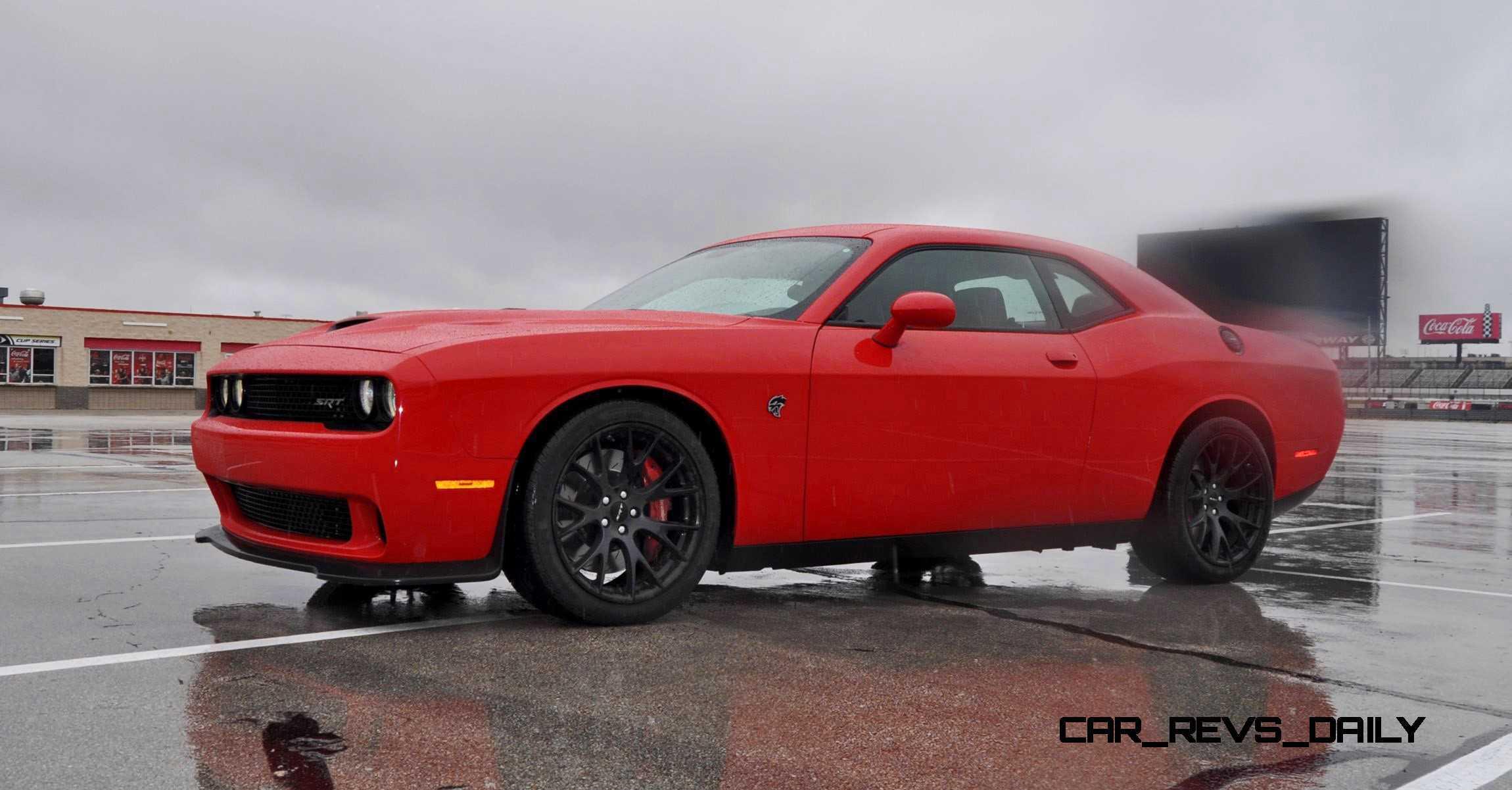 2015 Dodge Challenger SRT HELLCAT Photos 2015 Dodge Challenger Srt Hellcat