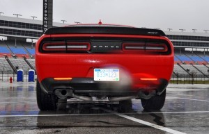 2015 Dodge Challenger SRT HELLCAT  34