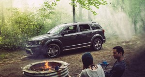 2015 Dodge Journey Crossroad AWD Review 1
