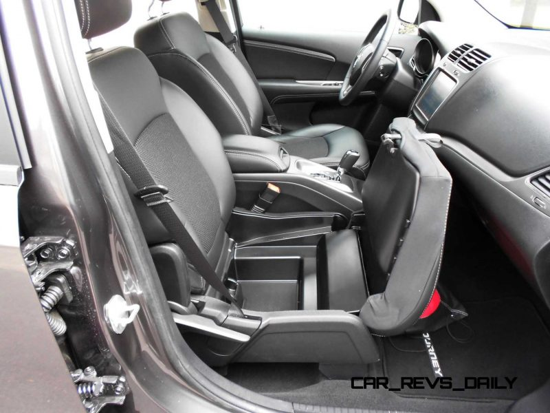 2015 Dodge Journey Crossroad AWD Review 11
