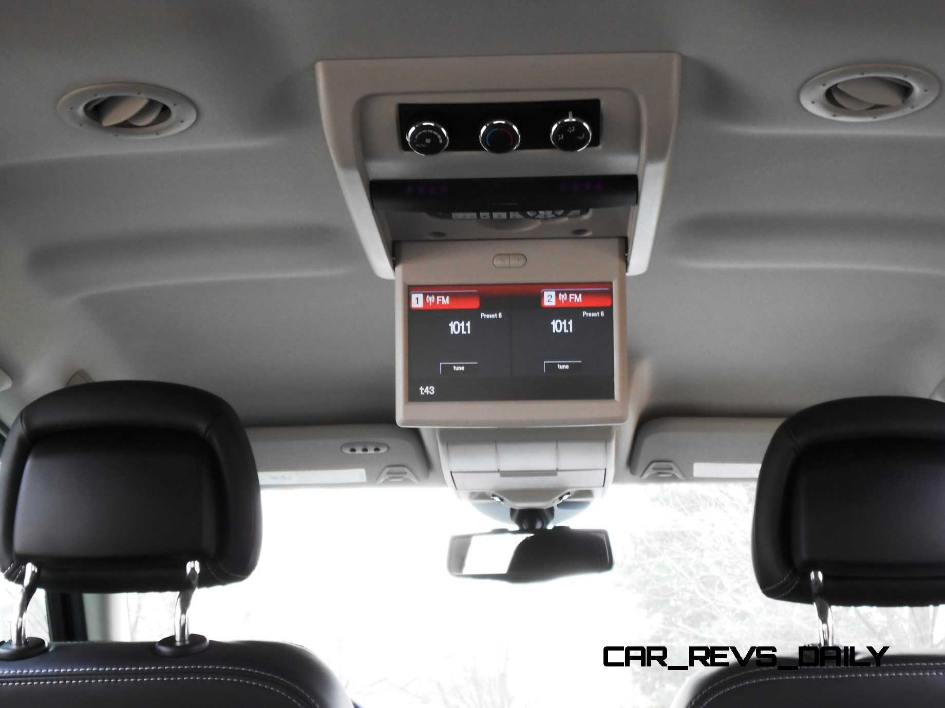 2015 Dodge Journey Crossroad Awd Review 13