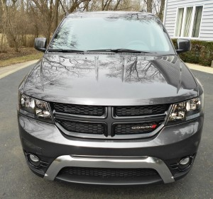 2015 Dodge Journey Crossroad AWD Review 17
