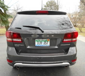 2015 Dodge Journey Crossroad AWD Review 18