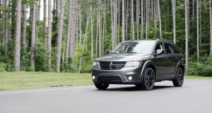 2015 Dodge Journey Crossroad AWD Review 3