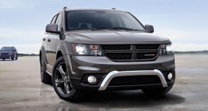 2015 Dodge Journey Crossroad AWD Review 4