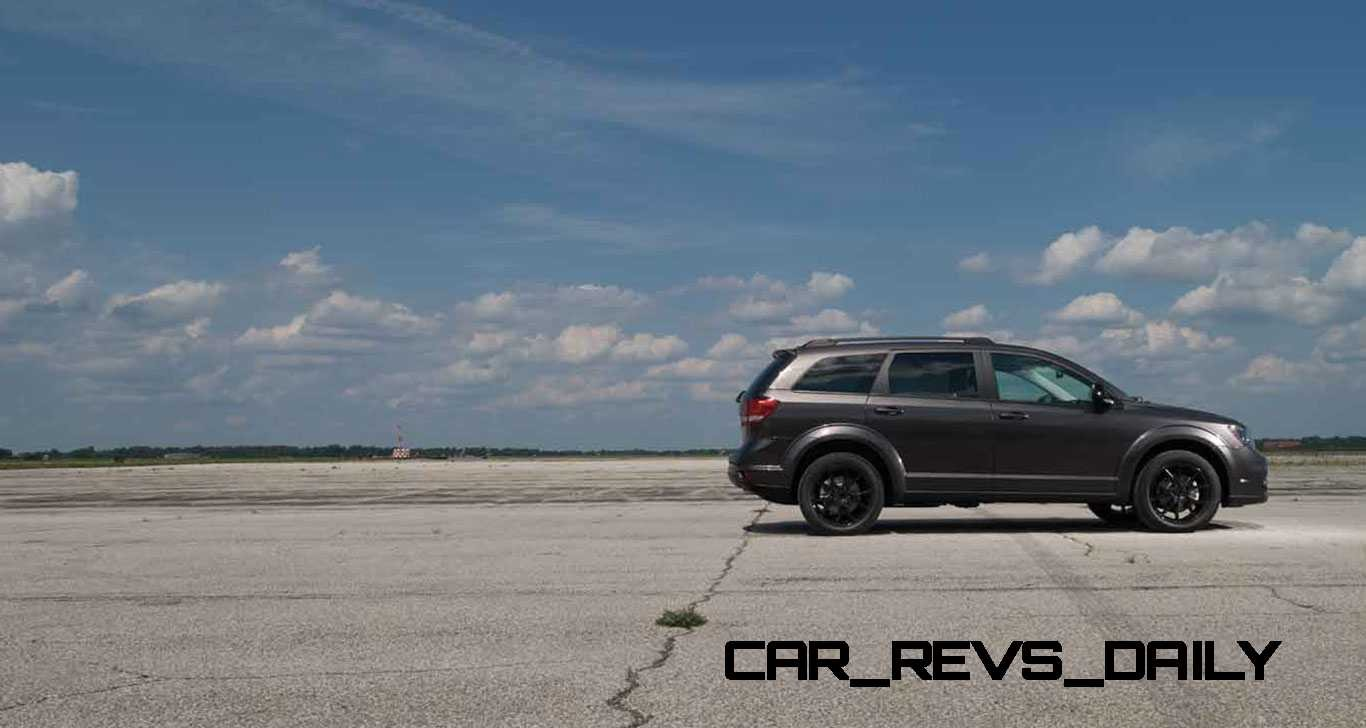 2015 Dodge Journey Crossroad AWD Review 5