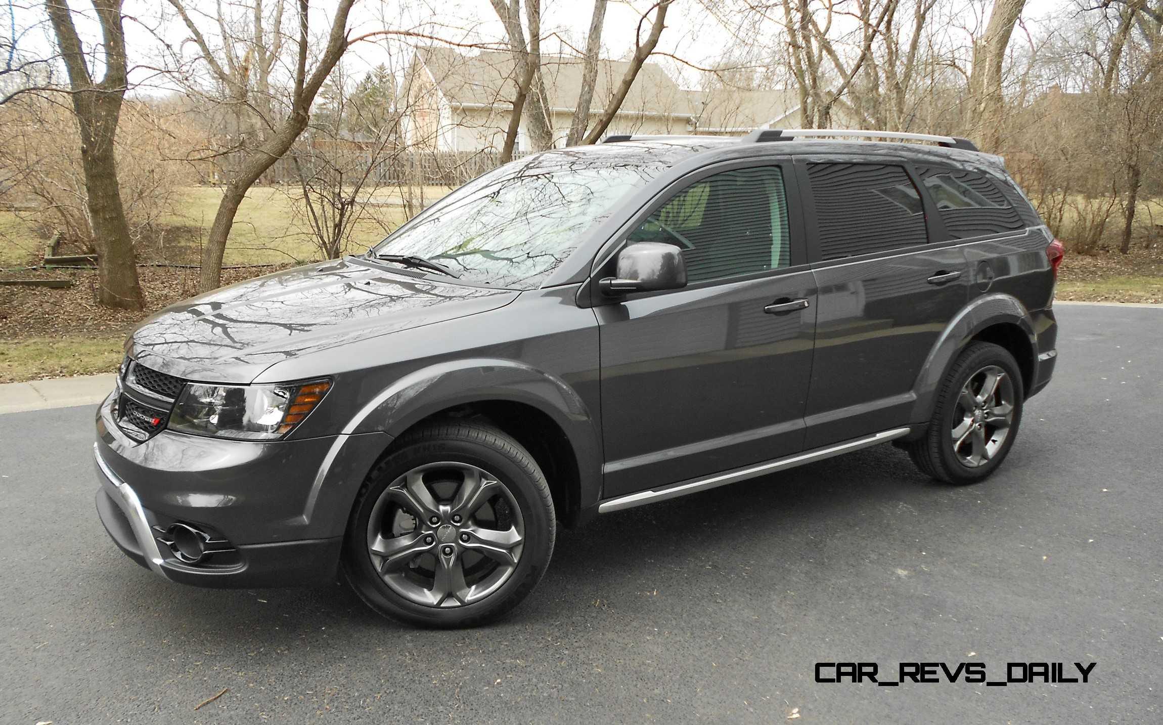 Dodge Journey Mpg >> 2015 Dodge Journey Crossroad AWD Review