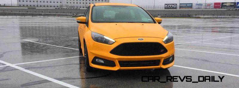 2015 Ford Focus ST Tangerine Scream ST2 Pack 10