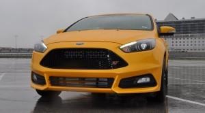 2015 Ford Focus ST Tangerine Scream ST2 Pack 100