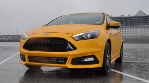 2015 Ford Focus ST Tangerine Scream ST2 Pack 101