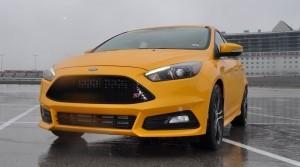 2015 Ford Focus ST Tangerine Scream ST2 Pack 101