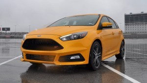 2015 Ford Focus ST Tangerine Scream ST2 Pack 102