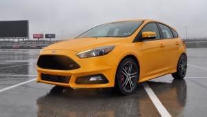 2015 Ford Focus ST Tangerine Scream ST2 Pack 103