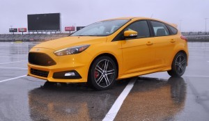 2015 Ford Focus ST Tangerine Scream ST2 Pack 104