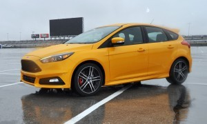 2015 Ford Focus ST Tangerine Scream ST2 Pack 105