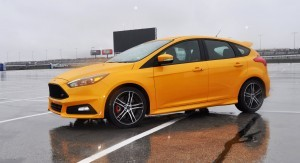 2015 Ford Focus ST Tangerine Scream ST2 Pack 106