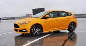 2015 Ford Focus ST Tangerine Scream ST2 Pack 106