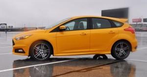 2015 Ford Focus ST Tangerine Scream ST2 Pack 107