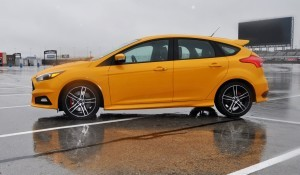 2015 Ford Focus ST Tangerine Scream ST2 Pack 108