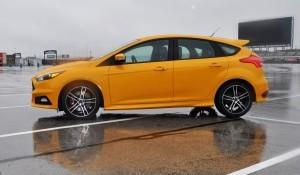 2015 Ford Focus ST Tangerine Scream ST2 Pack 108