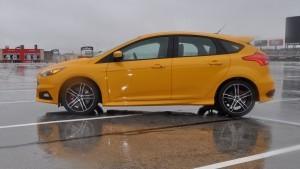 2015 Ford Focus ST Tangerine Scream ST2 Pack 109