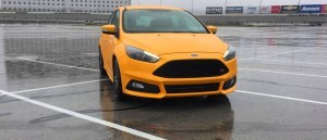 2015 Ford Focus ST Tangerine Scream ST2 Pack 11