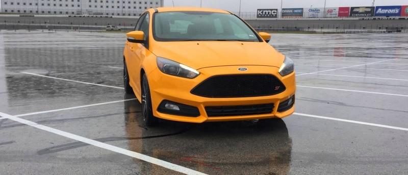 2015 Ford Focus ST Tangerine Scream ST2 Pack 11
