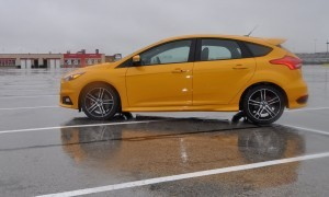 2015 Ford Focus ST Tangerine Scream ST2 Pack 110