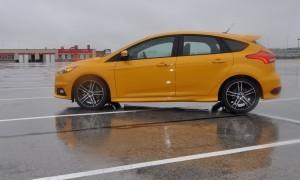 2015 Ford Focus ST Tangerine Scream ST2 Pack 110