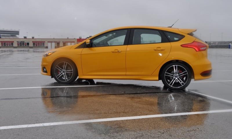 2015 Ford Focus ST Tangerine Scream ST2 Pack 111