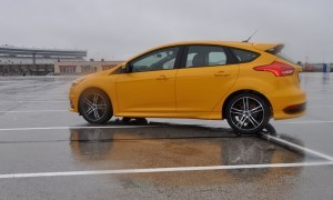 2015 Ford Focus ST Tangerine Scream ST2 Pack 112
