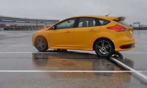 2015 Ford Focus ST Tangerine Scream ST2 Pack 113