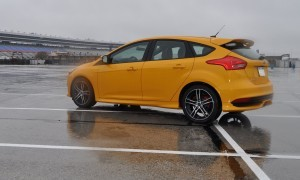 2015 Ford Focus ST Tangerine Scream ST2 Pack 114