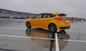 2015 Ford Focus ST Tangerine Scream ST2 Pack 115