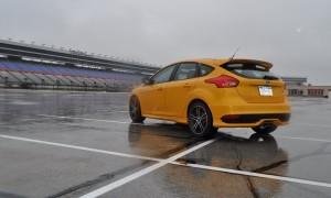 2015 Ford Focus ST Tangerine Scream ST2 Pack 117