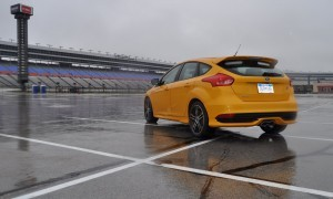 2015 Ford Focus ST Tangerine Scream ST2 Pack 118