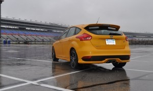 2015 Ford Focus ST Tangerine Scream ST2 Pack 119