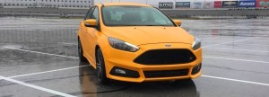 2015 Ford Focus ST Tangerine Scream ST2 Pack 12
