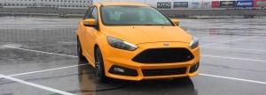 2015 Ford Focus ST Tangerine Scream ST2 Pack 12