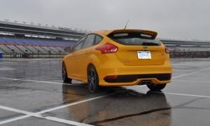 2015 Ford Focus ST Tangerine Scream ST2 Pack 120