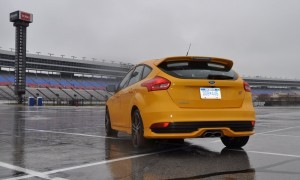 2015 Ford Focus ST Tangerine Scream ST2 Pack 121