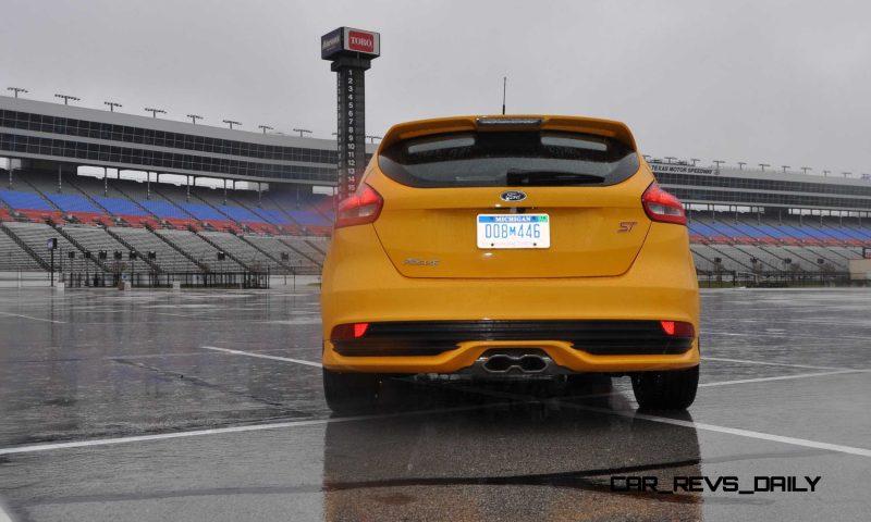 2015 Ford Focus ST Tangerine Scream ST2 Pack 124
