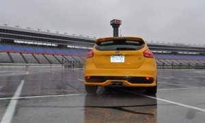 2015 Ford Focus ST Tangerine Scream ST2 Pack 125